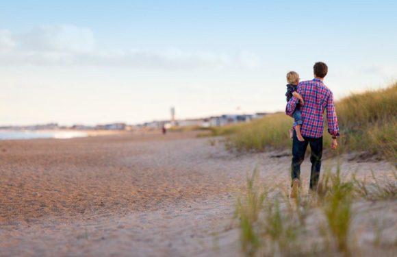 Залучений тато до життя дитини